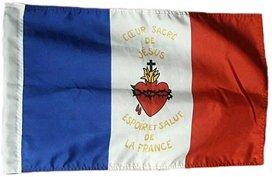 """""""Sagrado Coração de Jesus, Esperança e Salvação da França"""""""