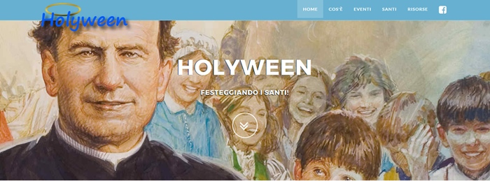 Holyween: alternativa italiana ao Halloween