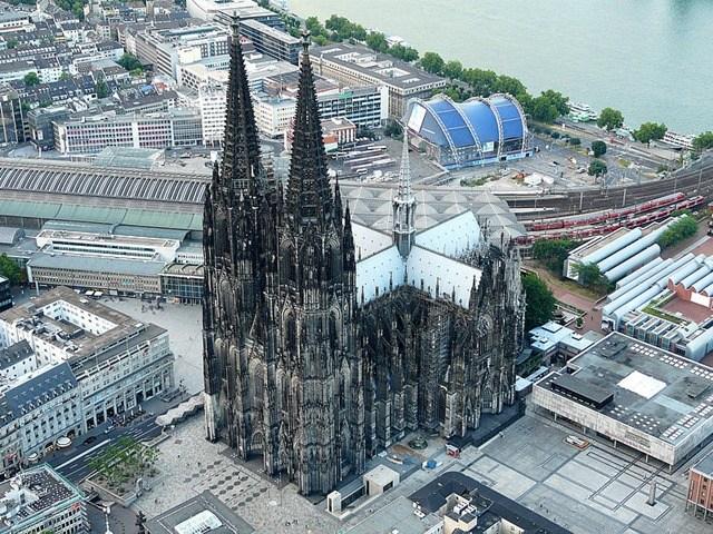A Catedral de Köln