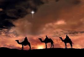 Segundo tradição piedosa, uma estrela indicaria o cumprimento da promessa feita a Adão