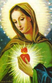 Chama de Amor do Imaculado Coração de Maria