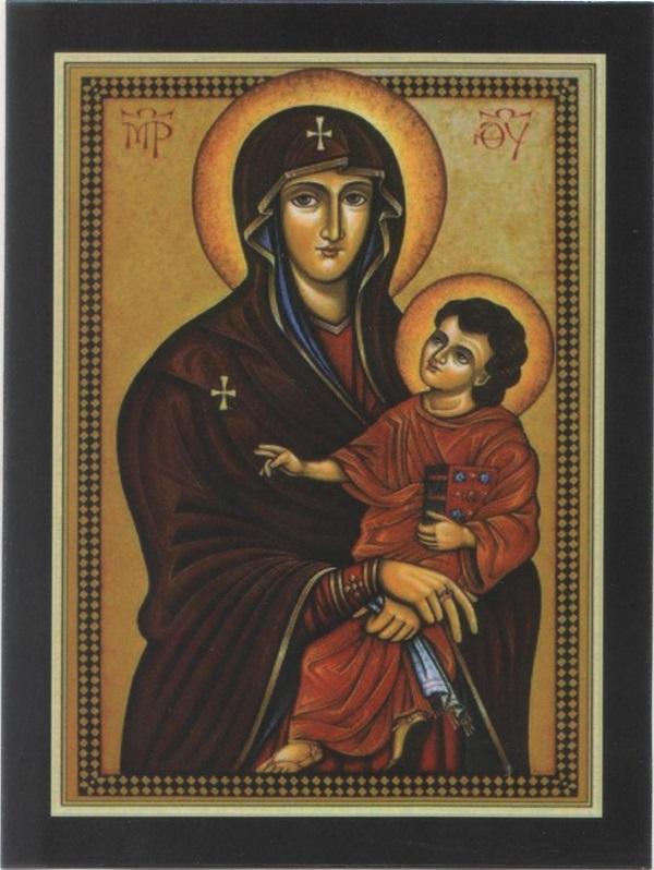 Ícone da Virgem da Jornada Mundial da Juventude