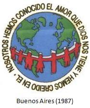 JMJ 1987 Buenos Aires