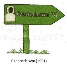 JMJ 1991 Czestochowa