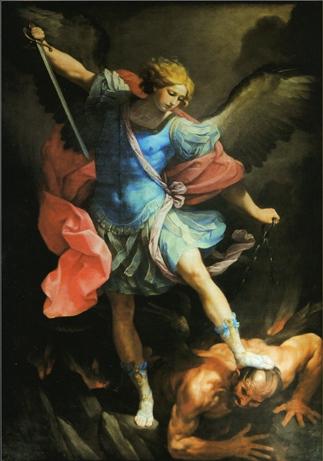 São Miguel Arcanjo (quadro de Guido Reni)